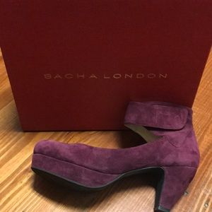 Sacha London dress heels